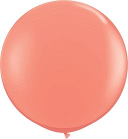 36IN_26 CORAL QUALATEX| 1 CT