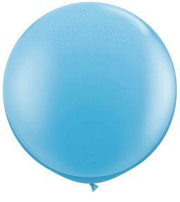 36IN_35 PALE BLUE QUALATEX| 1 CT