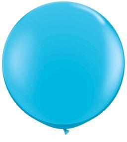 36IN_36 ROBINS EGG BLUE QUALATEX| 1 CT