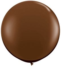 36IN_41 CHOCOLATE BROWN QUALATEX  2 CT