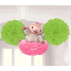 ©Disney Doc McStuffins Fluffy Decorations