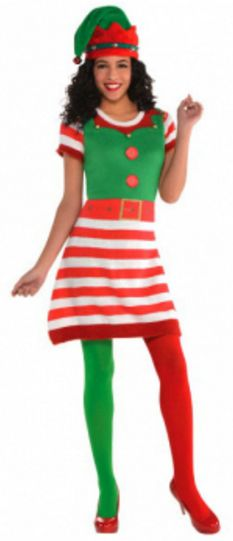 Elf Sweater Dress S/M, L/XL