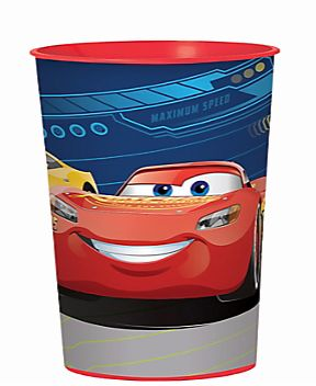 ©DISNEY CARS 3 Favor Cup, 16oz