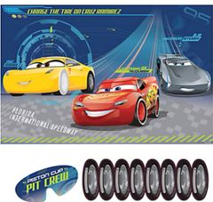 ©DISNEY CARS 3 Party Game