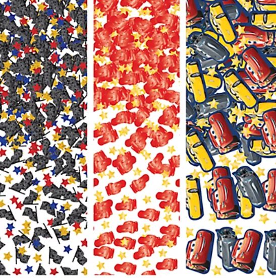 ©DISNEY CARS 3 Value Confetti, 1.2oz