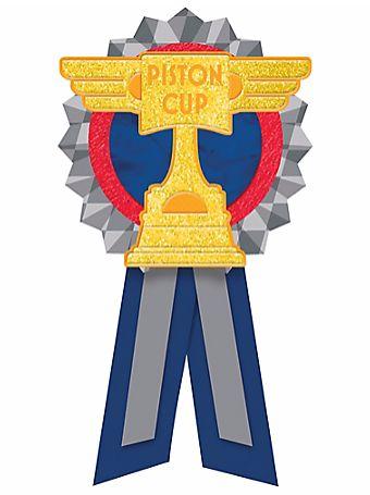 ©DISNEY CARS 3 Confetti Pouch Award Ribbon
