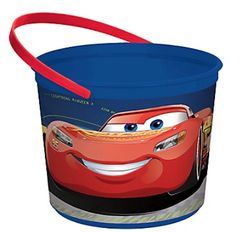 ©DISNEY CARS 3 Favor Container