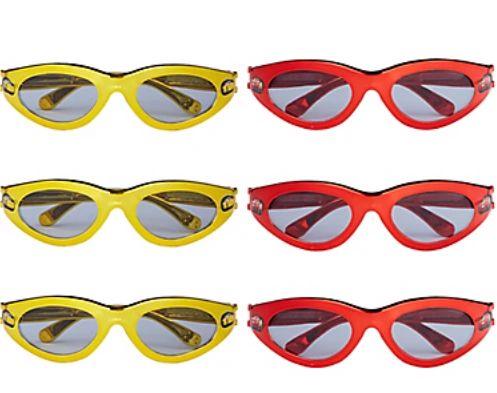 ©DISNEY CARS 3 Sunglasses, 6ct