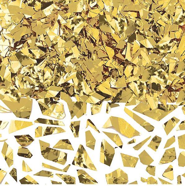 Gold Sparkle Foil Confetti
