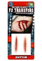 3D FX Transfers Cutter
