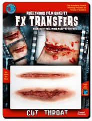 3D FX Tinsley Cut Throat