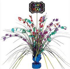 New Year's Spray Centerpiece - Jewel Tone