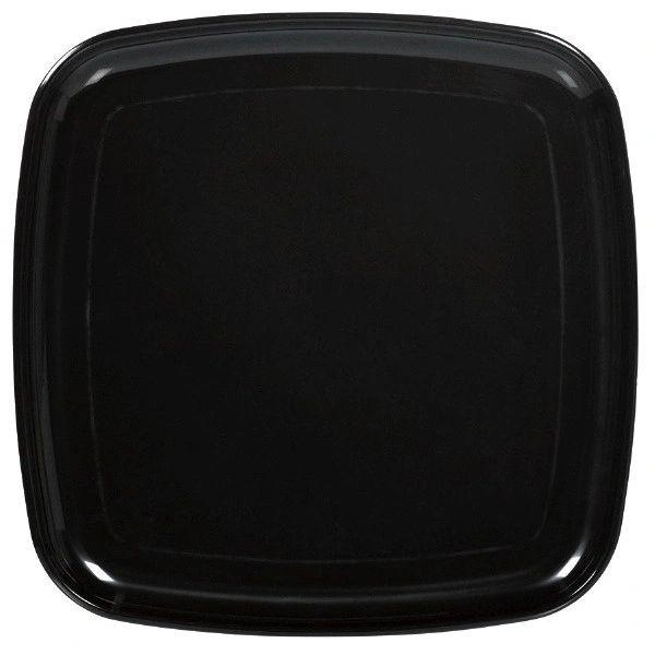 Square Platter - Black