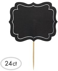 Chalkboard Picks, 24ct