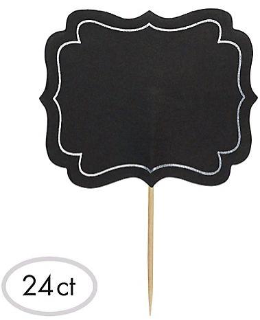 Chalkboard Picks, 24ct