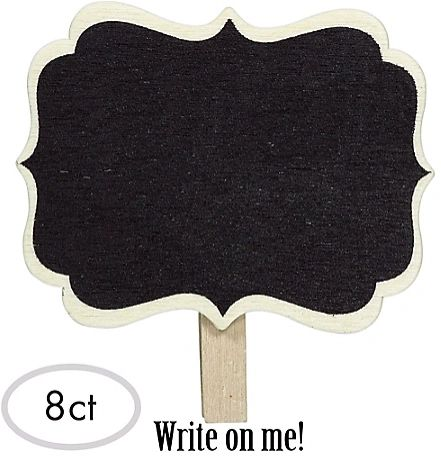 Labels - Clip-On, 8ct