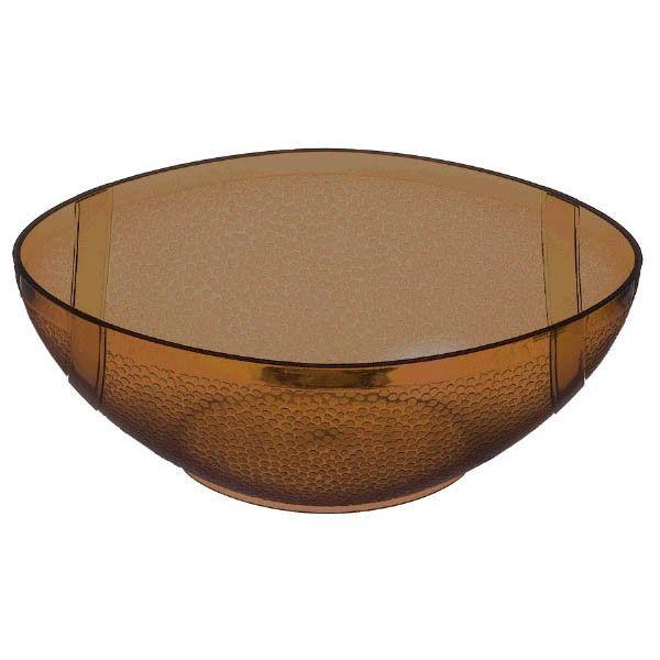 Football Plastic Bowl