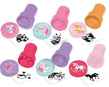 Magical Unicorn Stamper Set, 6ct