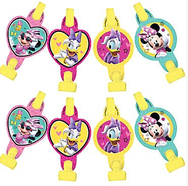 ©Disney Minnie Mouse Happy Helpers Blowouts, 8ct