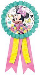 ©Disney Minnie Mouse Happy Helpers Confetti Pouch Award Ribbon
