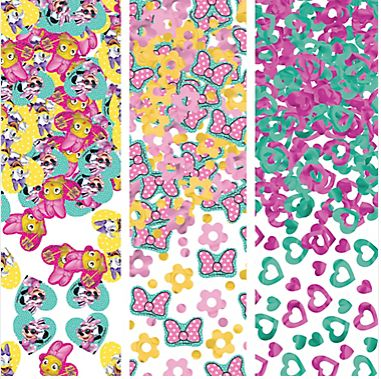 ©Disney Minnie Mouse Happy Helpers Value Pack Confetti