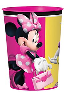 ©Disney Minnie Mouse Happy Helpers Favor Cup, 16oz