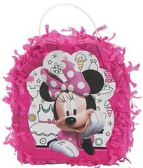 ©Disney Minnie Mouse Happy Helpers Pinata Favor Container