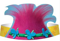 Trolls© Die Cut Paper Hats