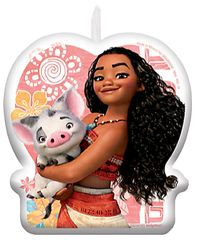 ©Disney Moana Birthday Candle