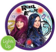 ©Disney Descendants 2 Light-Up Button