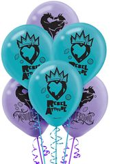 ©Disney Descendants 2 Latex Balloons