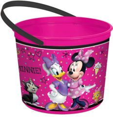 ©Disney Minnie Mouse Happy Helpers Favor Container