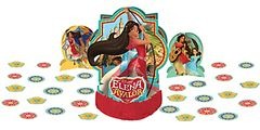 ©Disney Elena of Avalor Table Decorating Kit
