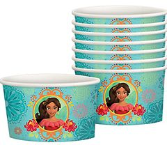 ©Disney Elena of Avalor Treat Cups