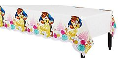 ©Disney Beauty And The Beast Plastic Table Cover