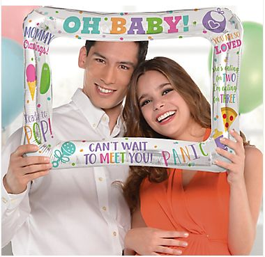 Baby Shower Inflatable Frame