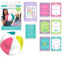 Baby Shower Ball Toss Game