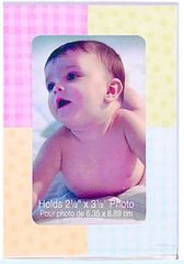 Baby Shower Favor Photo Frames, 6ct