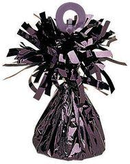 Black Foil Balloon Weight - 03