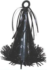 Party Hat Balloon Weight - 03 Black