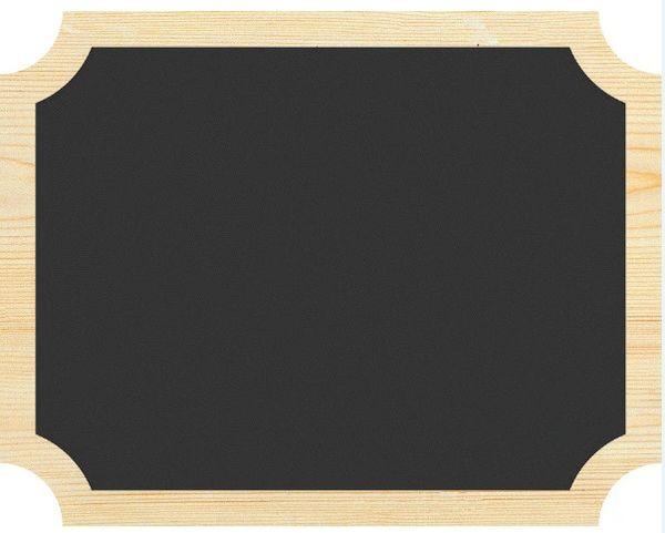 Chalkboard Easel Signs