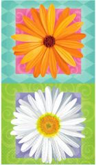 In Bloom Guest Towels