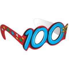 100th Day Of School Frames, 12 ct.