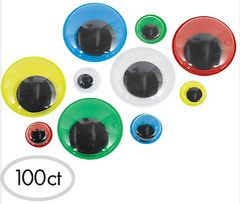 100th Day Of School Googly Eyes, 100 ct.