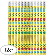 100th Day Of School Pencils, 12ct
