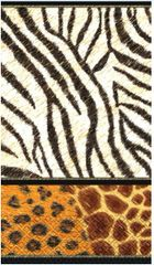 Animal Prints Guest Towels