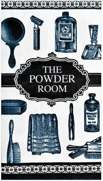 Powder Room Hand Towels, 16ct