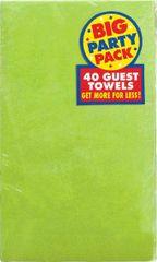 Kiwi Big Party Pack Guest Towels, 40ct