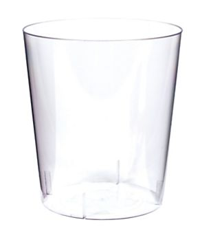 Clear Cylinder Container, Medium