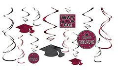 Berry Graduation Swirl Decorating Kit, 12ct